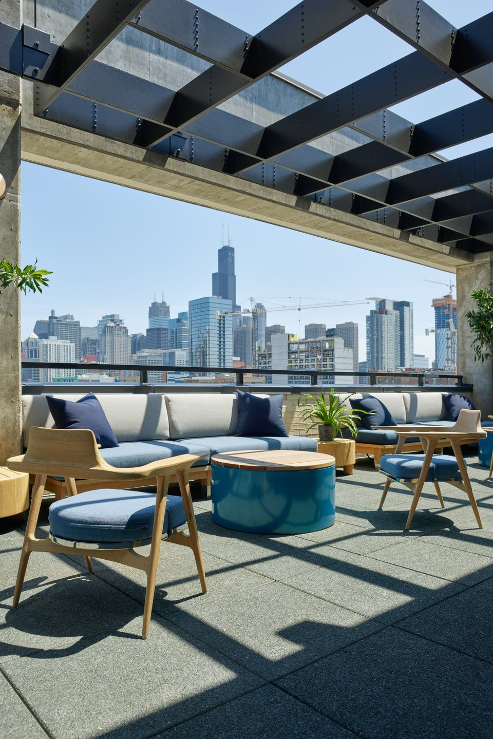Ace Hotel Chicago Now Open Hotel Chicago West Loop