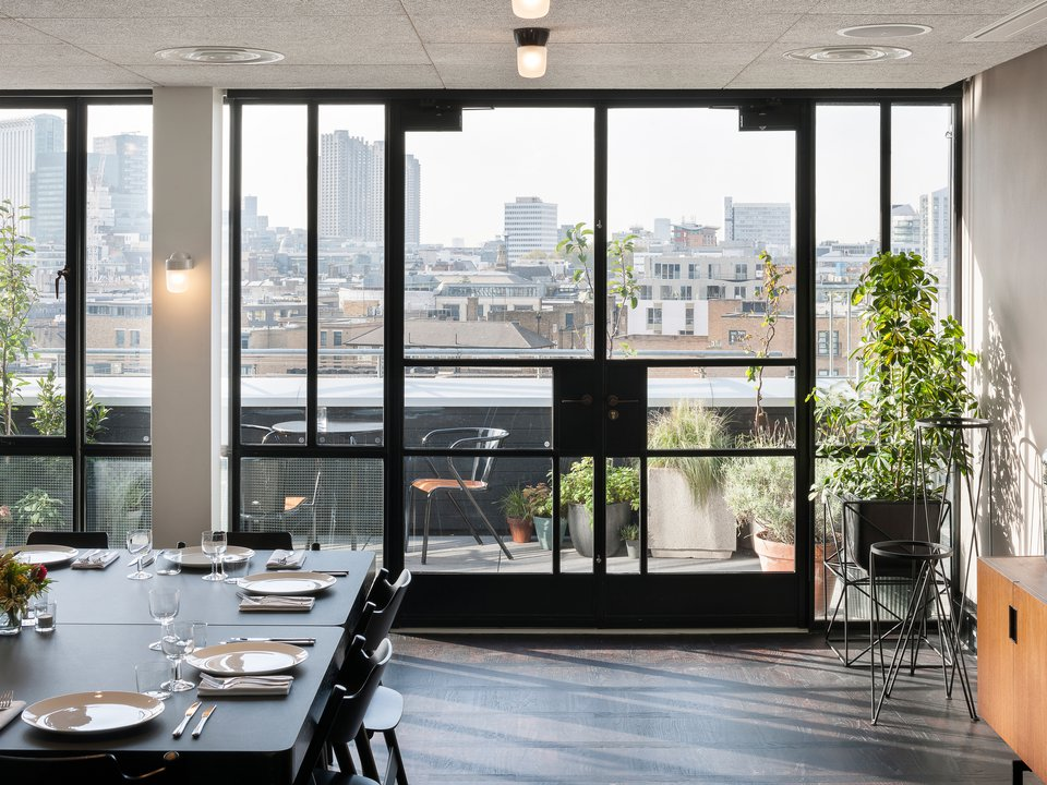 Event Spaces | Ace Hotel London | Events & Spaces